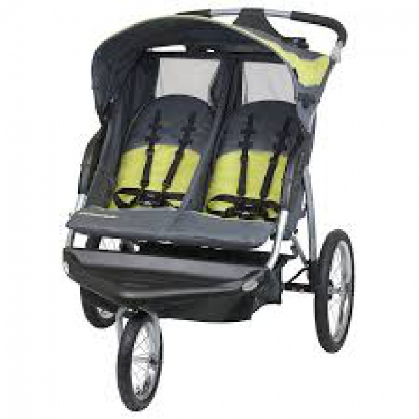Expedition Jogger Double Stroller