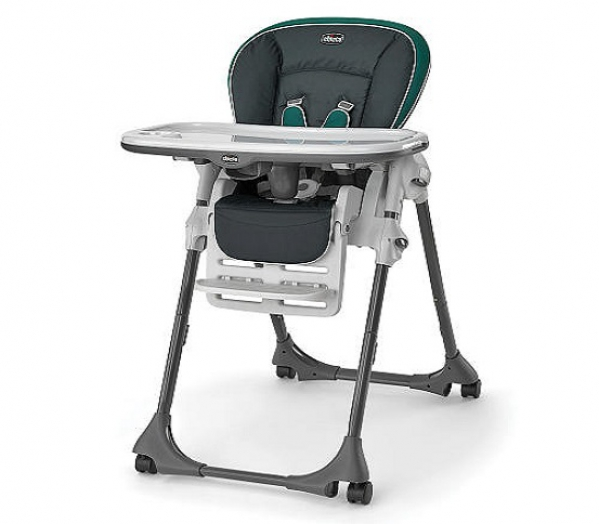 BabyQuip - Baby Equipment Rentals - Chicco Full-Size High Chair - Chicco Full-Size High Chair -
