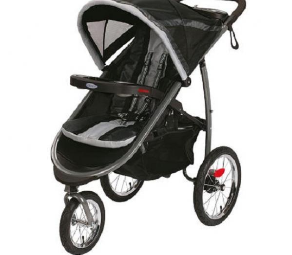 BabyQuip - Baby Equipment Rentals - Jogger Single Stroller - Jogger Single Stroller -