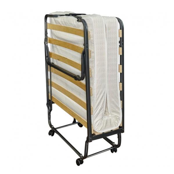 BabyQuip - Baby Equipment Rentals - Twin Rollaway Bed with Linens - Twin Rollaway Bed with Linens -