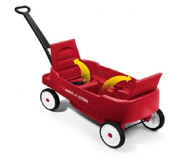 BabyQuip - Baby Equipment Rentals - Pathfinder Radio Flyer Wagon - Pathfinder Radio Flyer Wagon -