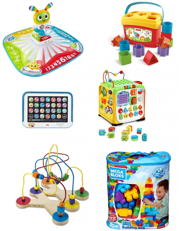 Toys! Toddler Time  6+ Months