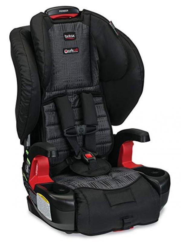 BabyQuip - Baby Equipment Rentals - Car Seat - Harness Booster - Car Seat - Harness Booster -