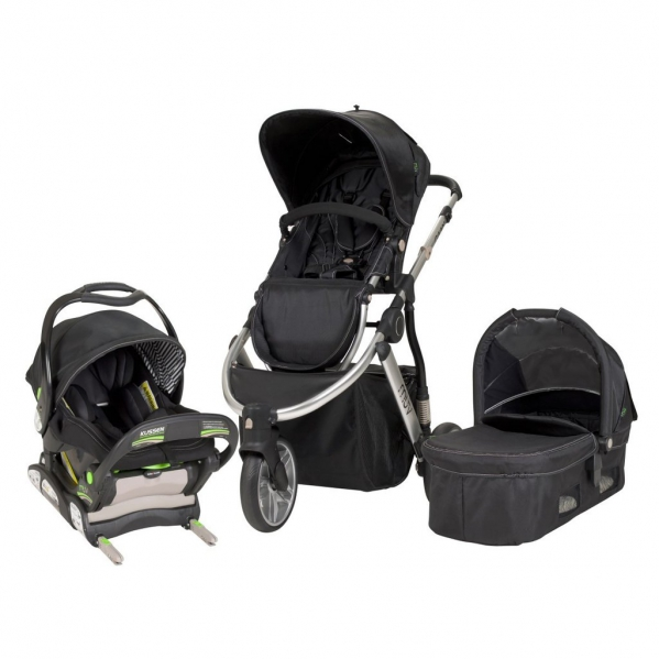 BabyQuip - Baby Equipment Rentals - Muv Infant Car Seat with Stroller System - Muv Infant Car Seat with Stroller System -