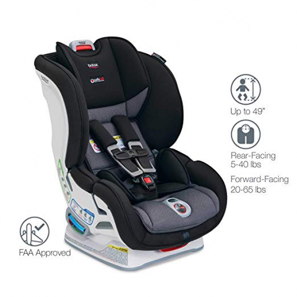 Britax Marathon Click-Tight Convertible Car Seat