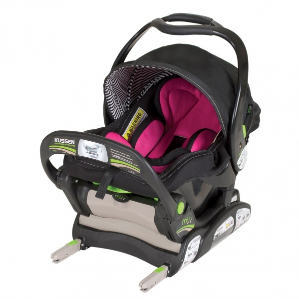 BabyQuip - Baby Equipment Rentals - MUV Infant Car Seat and Base - MUV Infant Car Seat and Base -