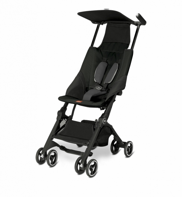 BabyQuip - Baby Equipment Rentals - Gb Pocket Lightweight Stroller - Gb Pocket Lightweight Stroller -