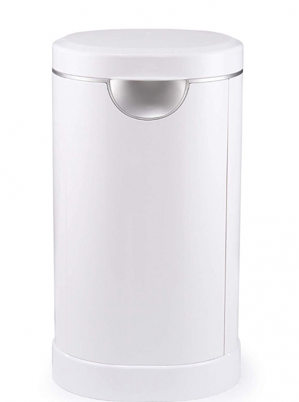 BabyQuip - Baby Equipment Rentals - Compact Diaper Pail - Compact Diaper Pail -