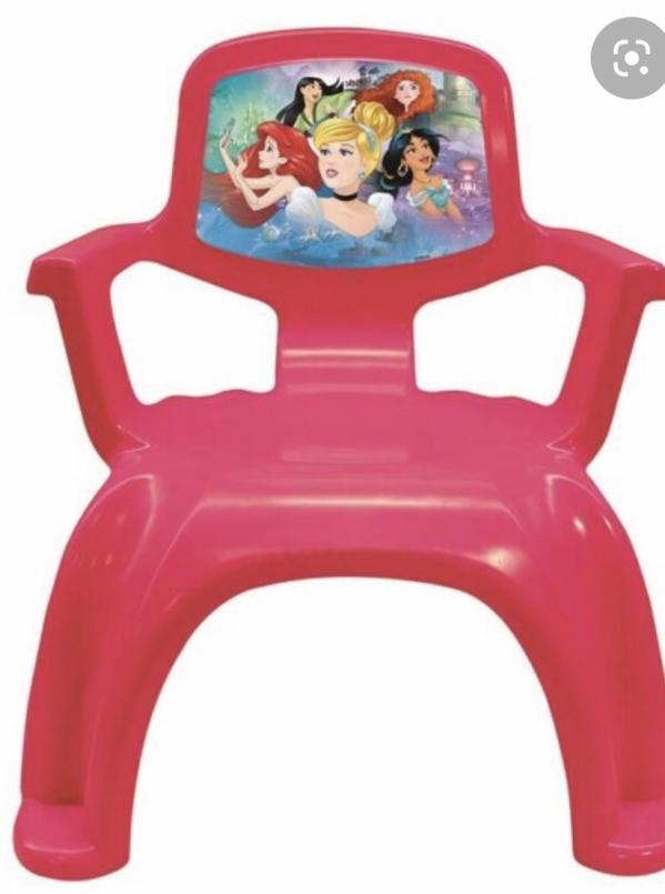 BabyQuip - Baby Equipment Rentals - Princess Kids Chair - Princess Kids Chair -