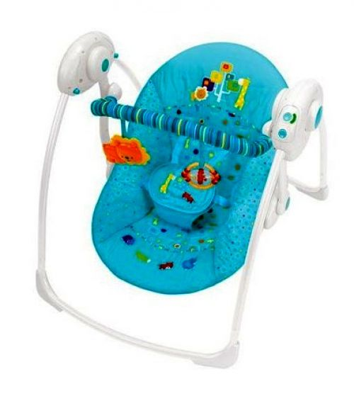 BabyQuip - Baby Equipment Rentals - Portable Swing - Portable Swing -