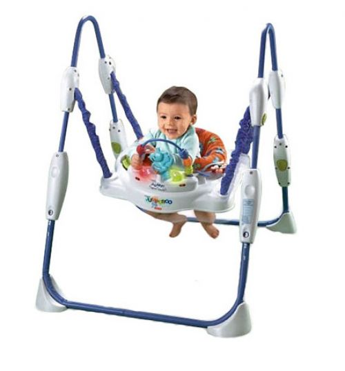 BabyQuip Baby Equipment Rentals - Jumperoo - Michael Hungerland - Orlando, Florida