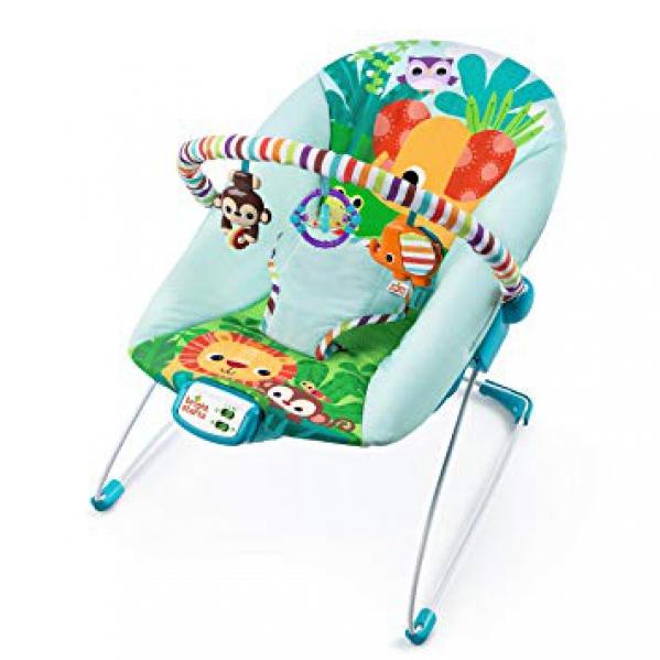 BabyQuip - Baby Equipment Rentals - Safari infant bouncer - Safari infant bouncer -