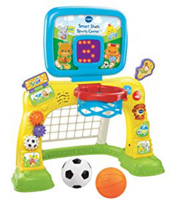 BabyQuip - Baby Equipment Rentals - Vtech Smart Shots Sports Center - Vtech Smart Shots Sports Center -