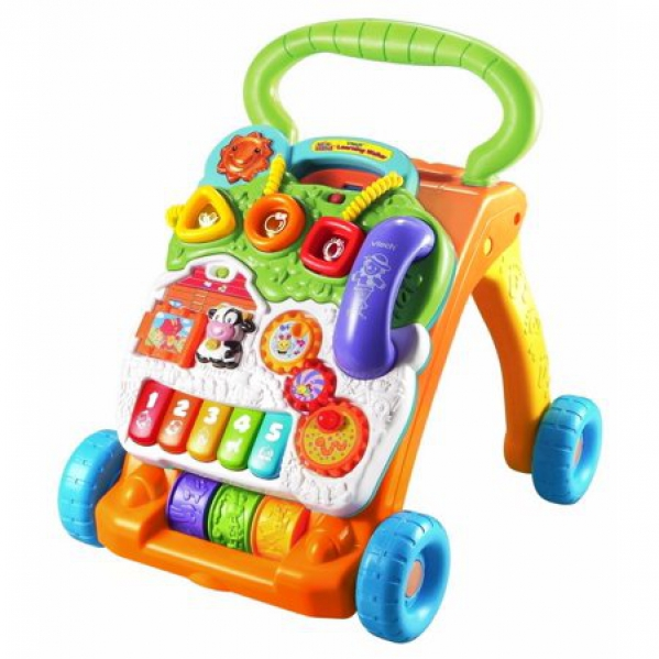 BabyQuip - Baby Equipment Rentals - Vtech Sit-To-Stand Learning Walker - Vtech Sit-To-Stand Learning Walker -
