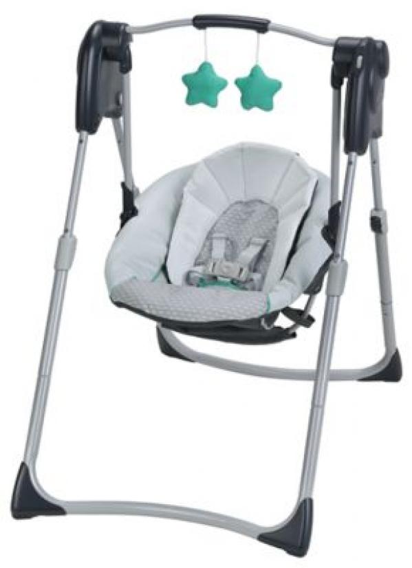 BabyQuip - Baby Equipment Rentals - Baby Swing - Baby Swing -
