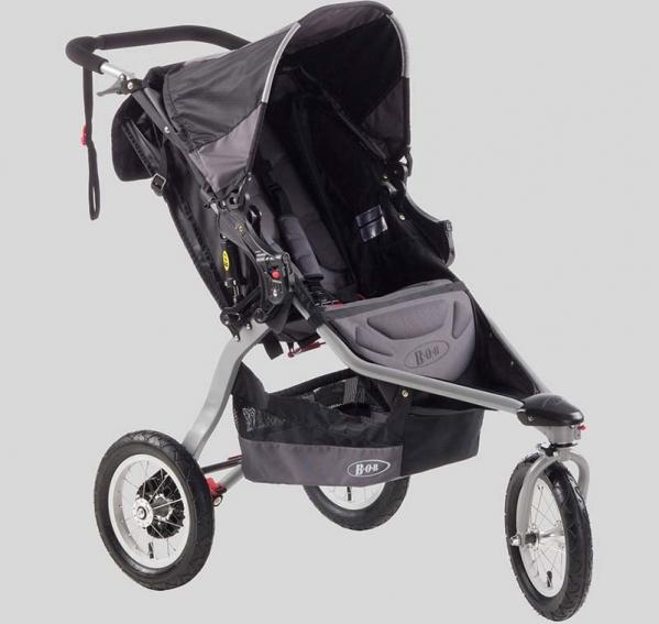 BabyQuip Baby Equipment Rentals - BOB Jogging Stroller - Courtney Humbard - Portland, Oregon