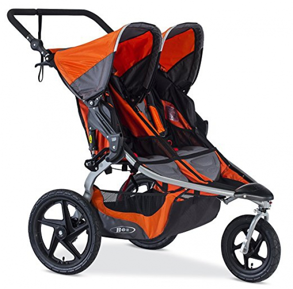 BabyQuip Baby Equipment Rentals - Double BOB Jogging Stroller - Courtney Humbard - Portland, Oregon