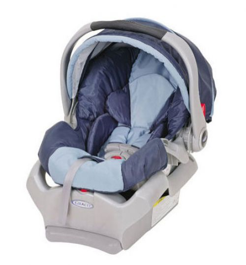 BabyQuip - Baby Equipment Rentals - Infant Car Seat with base - Infant Car Seat with base -