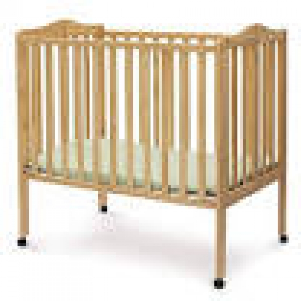BabyQuip - Baby Equipment Rentals - Mini Crib ミニベビーベッド - Mini Crib ミニベビーベッド -