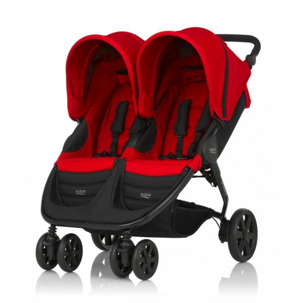 BabyQuip - Baby Equipment Rentals - Britax Double Stroller  - Britax Double Stroller  -