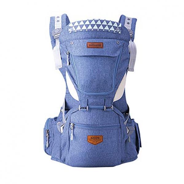 BabyQuip - Baby Equipment Rentals - HIPSEAT Ergonomic Baby Carrier  - HIPSEAT Ergonomic Baby Carrier  -