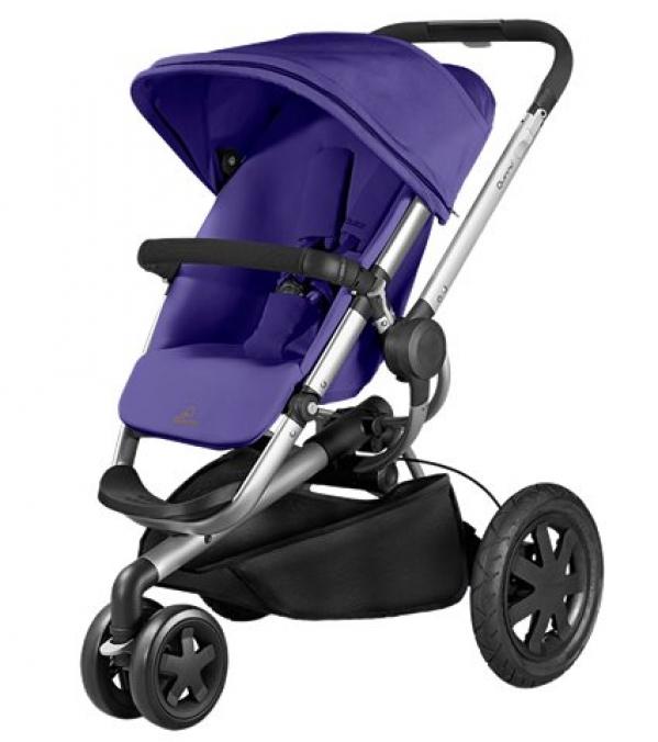 BabyQuip - Baby Equipment Rentals - Quinny Buzz Xtra Stroller  - Quinny Buzz Xtra Stroller  -
