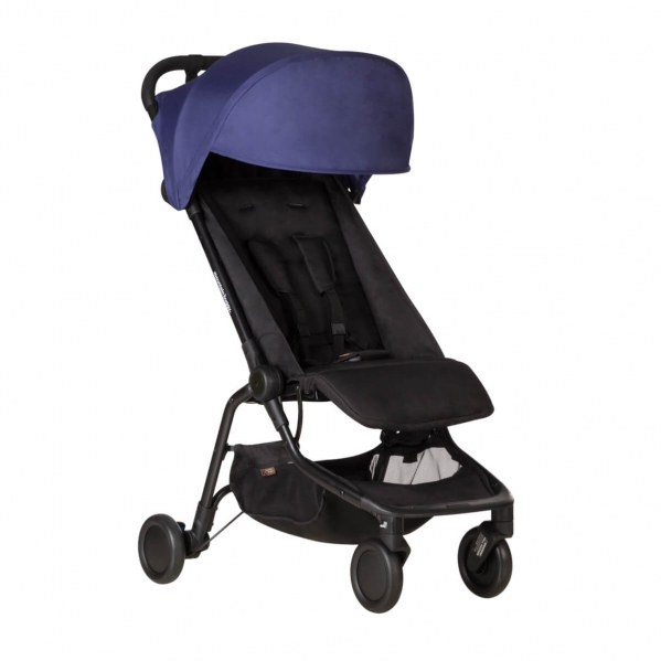 BabyQuip - Baby Equipment Rentals - Lightweight Travel Stroller: Mountain Buggy Nano - Lightweight Travel Stroller: Mountain Buggy Nano -