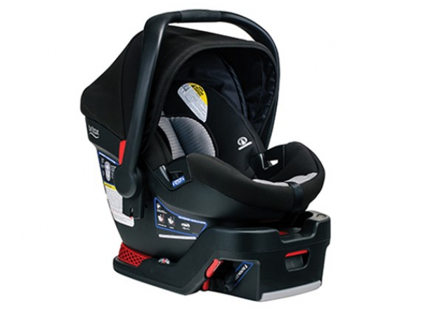 BabyQuip - Baby Equipment Rentals - Infant Car Seat: Britax - Infant Car Seat: Britax -
