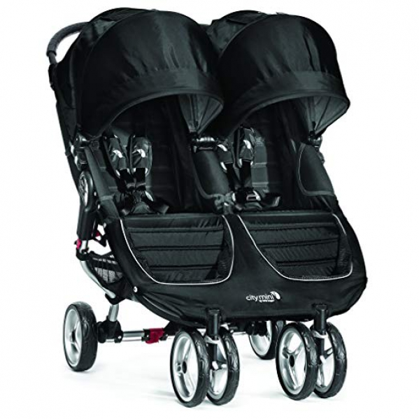 BabyQuip - Baby Equipment Rentals - City Mini Double Stroller - City Mini Double Stroller -