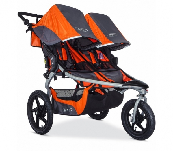 BabyQuip - Baby Equipment Rentals - BOB Duallie Double Stroller - BOB Duallie Double Stroller -