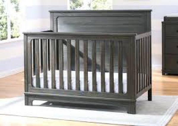 BabyQuip - Baby Equipment Rentals - Full Size 4 in 1 Convertible Crib  - Full Size 4 in 1 Convertible Crib  -