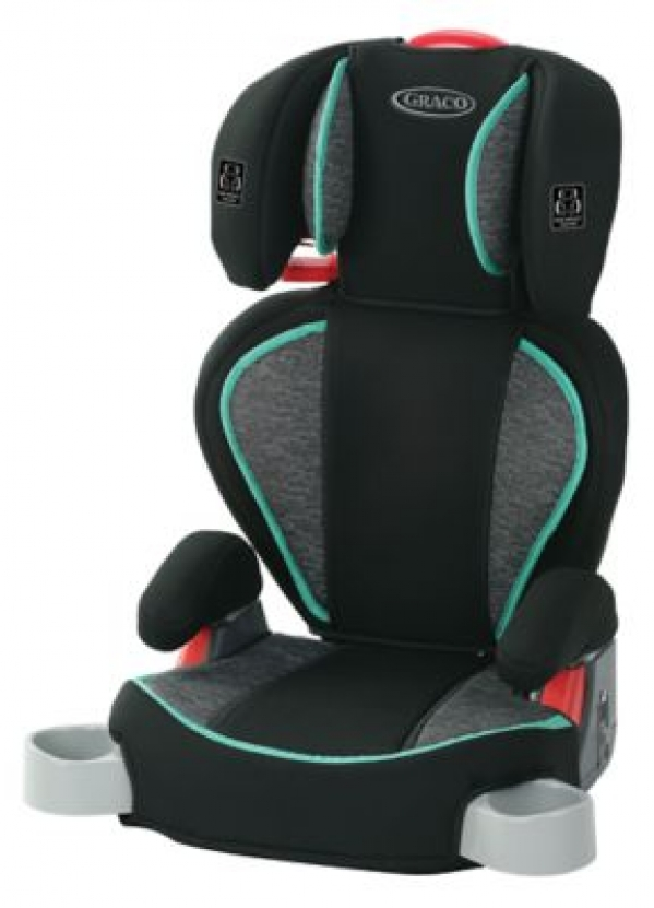 High-Backed Booster Seat