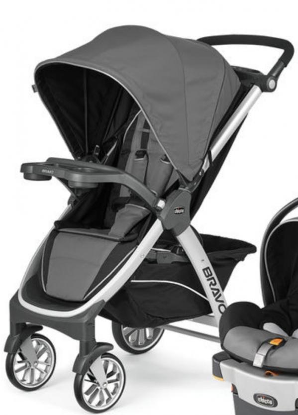 BabyQuip - Baby Equipment Rentals - Bravo Stroller - Bravo Stroller -