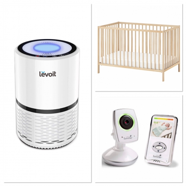 BabyQuip - Baby Equipment Rentals - Sleep Tight Package - Sleep Tight Package -