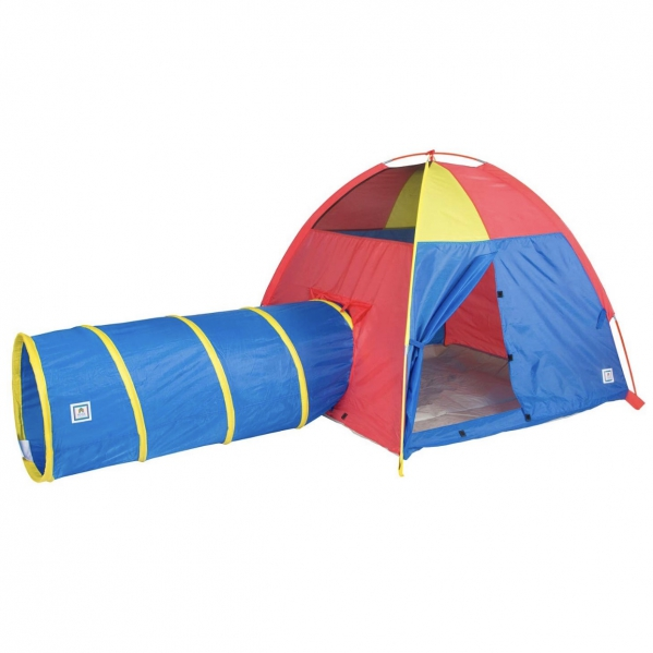 BabyQuip - Baby Equipment Rentals - Play Tent & Tunnel - Play Tent & Tunnel -