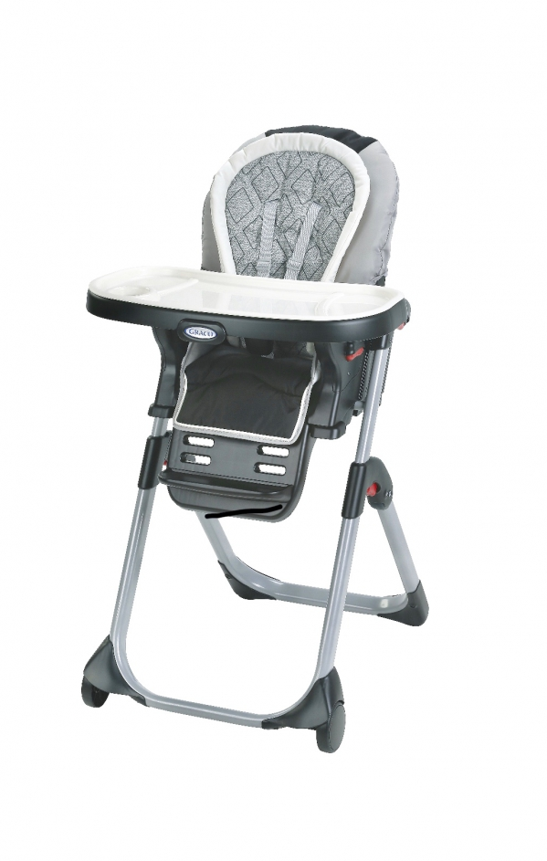 BabyQuip - Baby Equipment Rentals - Graco Duo-Diner 3-in-1 convertible high chair - Graco Duo-Diner 3-in-1 convertible high chair -
