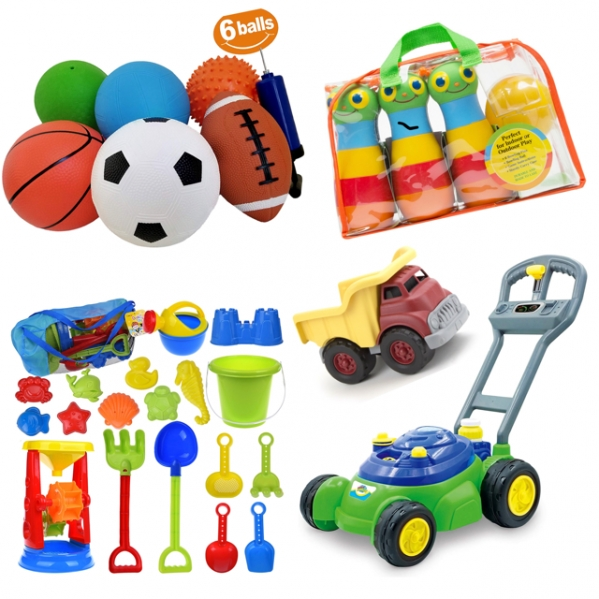 Outside Toy Package - 1 to 4yrs