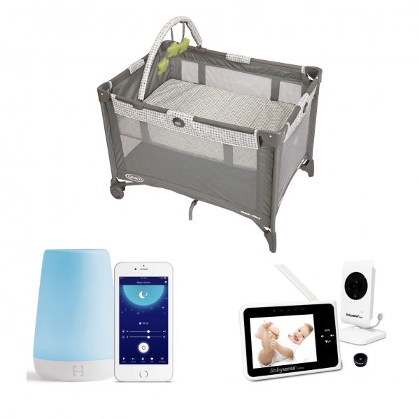 BabyQuip Baby Equipment Rentals - Package: Sleep Light - Teresa Kardoulias - Pompton Lakes, NJ