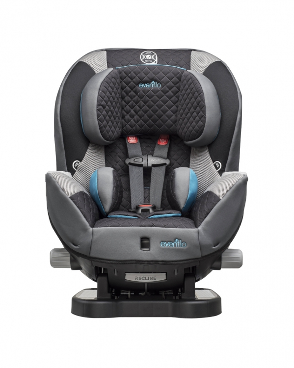 BabyQuip - Baby Equipment Rentals - Evenflo Triumph XL Convertible Car Seat - Evenflo Triumph XL Convertible Car Seat -