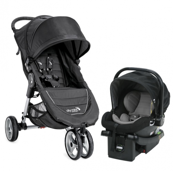 BabyQuip - Baby Equipment Rentals - Baby Jogger Infant Travel System - Baby Jogger Infant Travel System -