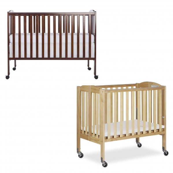 BabyQuip - Baby Equipment Rentals - Twin Cribs Package - Twin Cribs Package -