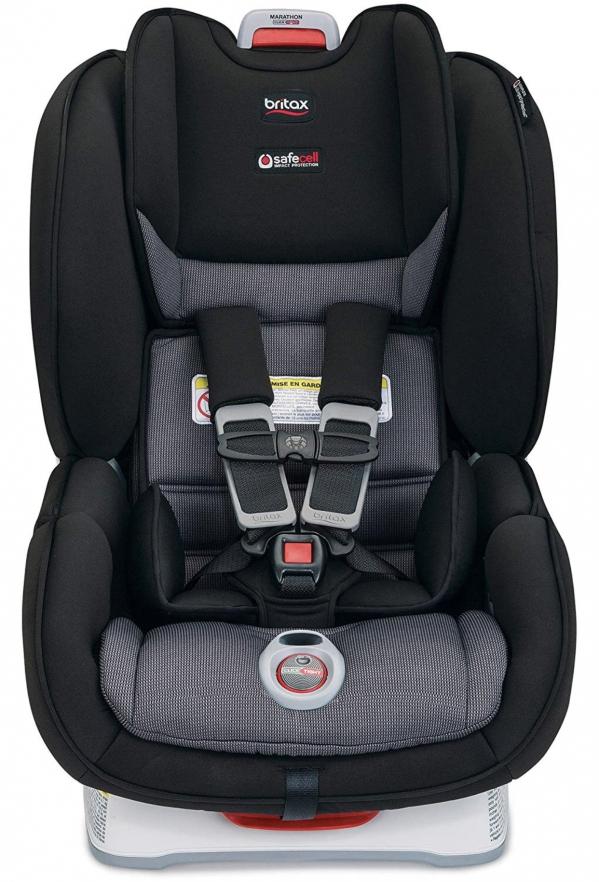 Convertible Car Seat: Britax Marathon