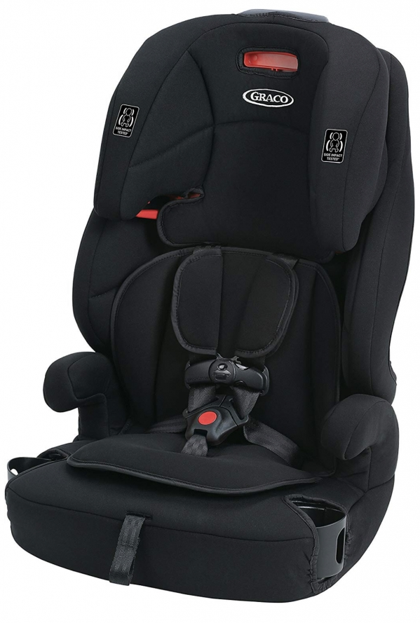Harness High-back Booster Car Seat