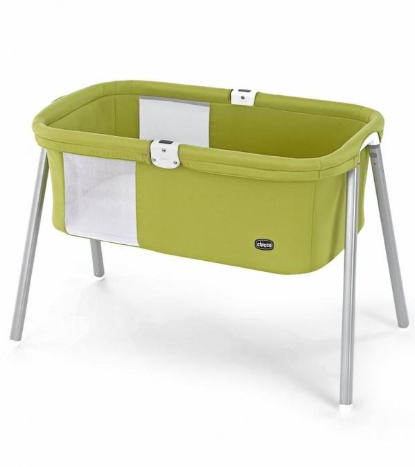 BabyQuip - Baby Equipment Rentals - Portable bassinet Chicco Lullago - Portable bassinet Chicco Lullago -