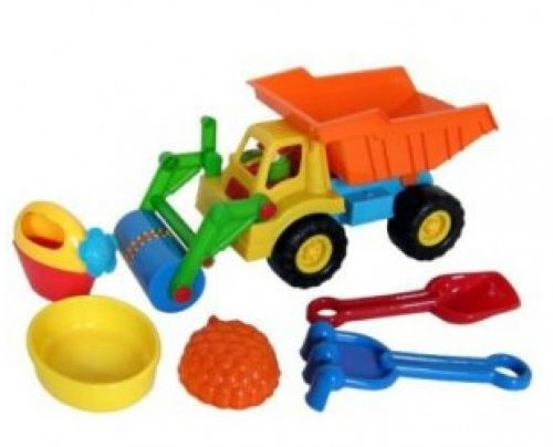 Outside Toy Package