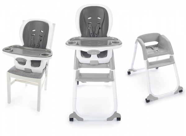 Ingenuity 3-in-1 SmartClean Full-size High Chair