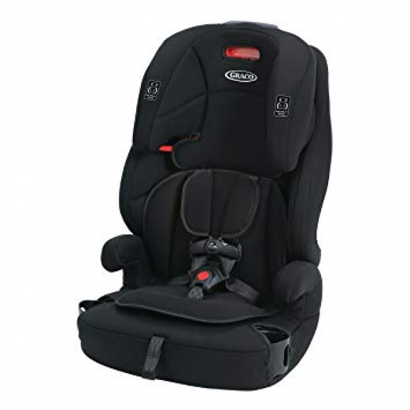 BabyQuip Baby Equipment Rentals - Harness Booster Car Seat - Meaghan Barrera - San Antonio, TX