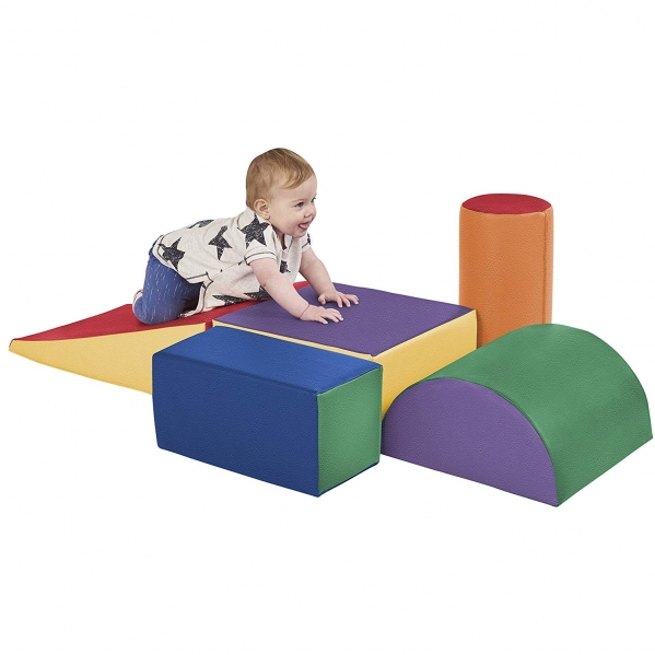 BabyQuip - Baby Equipment Rentals - Climb and Crawl Blocks - Climb and Crawl Blocks -