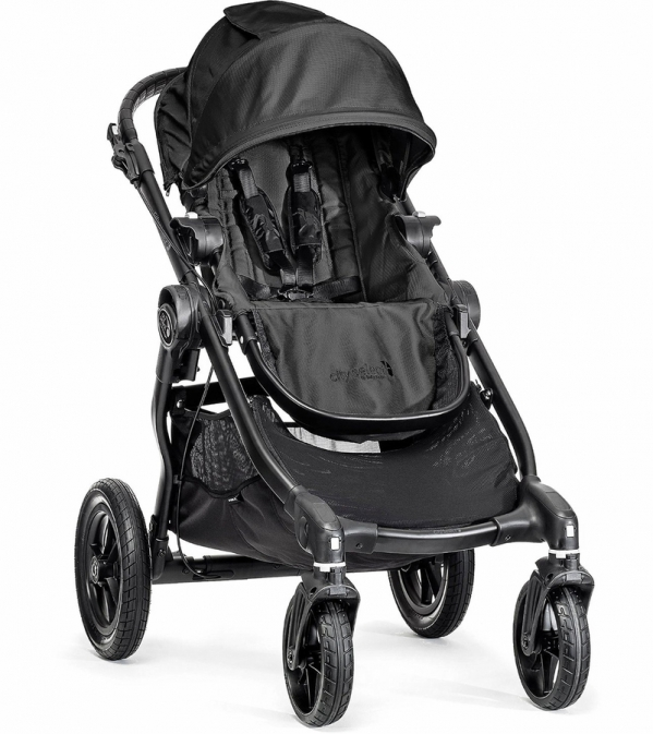 BabyQuip - Baby Equipment Rentals - City Select Stroller - City Select Stroller -