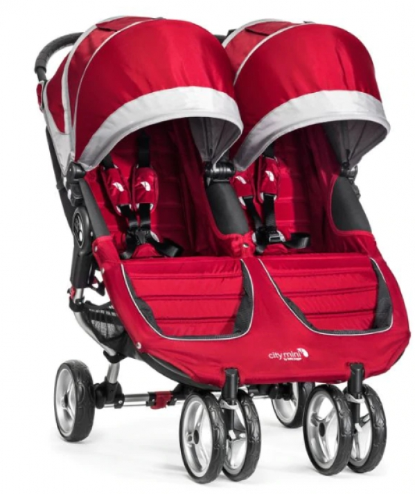BabyQuip - Baby Equipment Rentals - City Mini Double Stroller by Baby Jogger - City Mini Double Stroller by Baby Jogger -